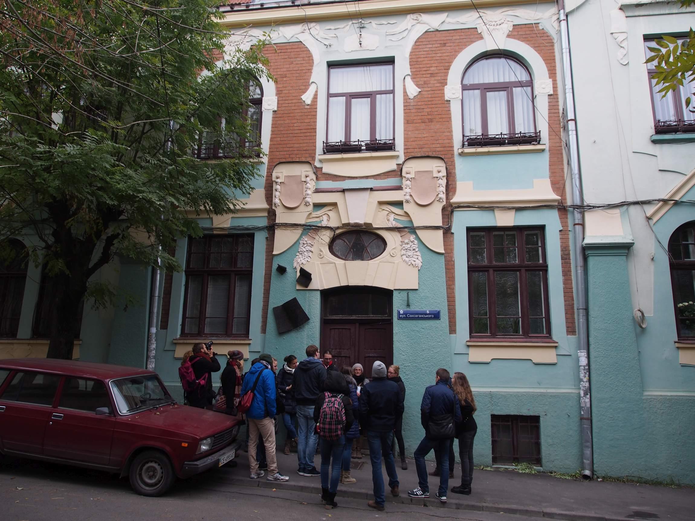 Geburtshaus Paul Celand