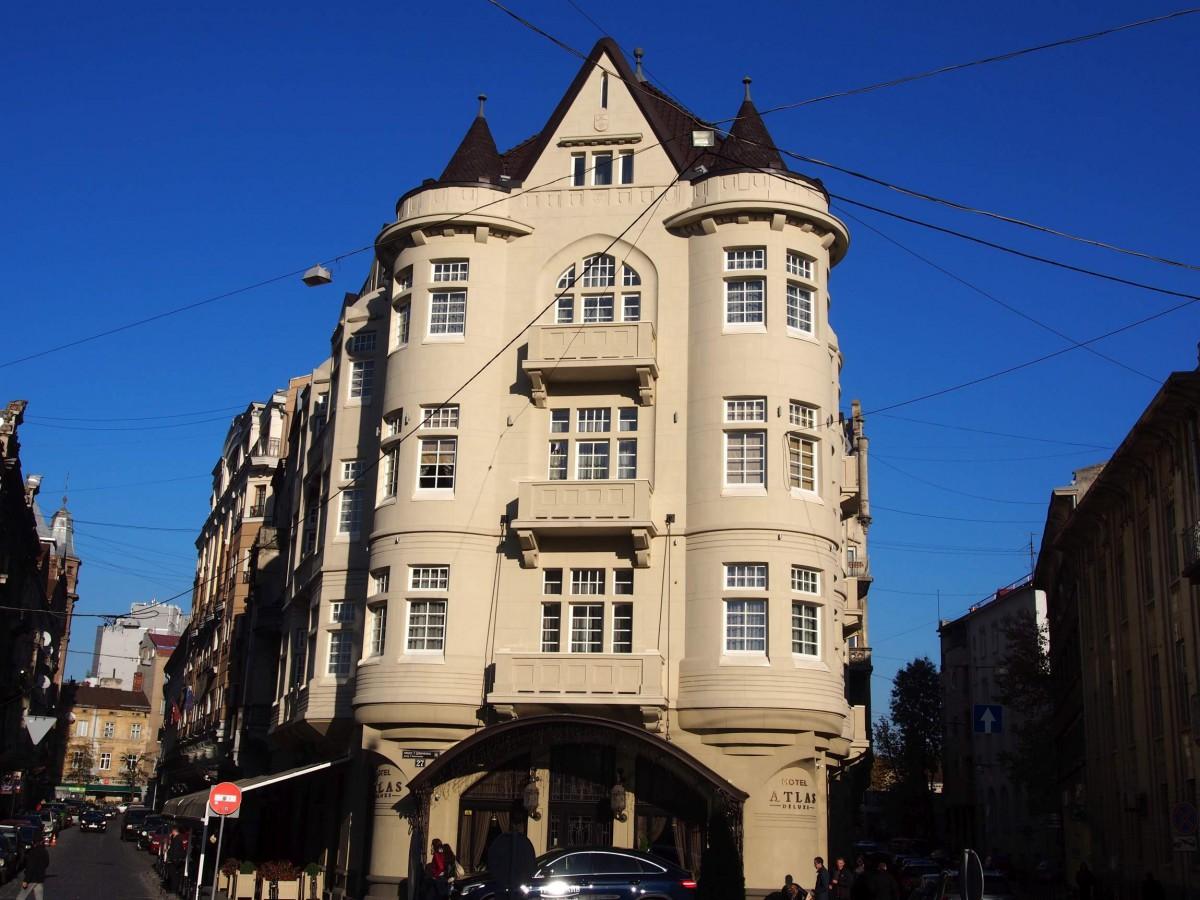 Haus in Lviv.
