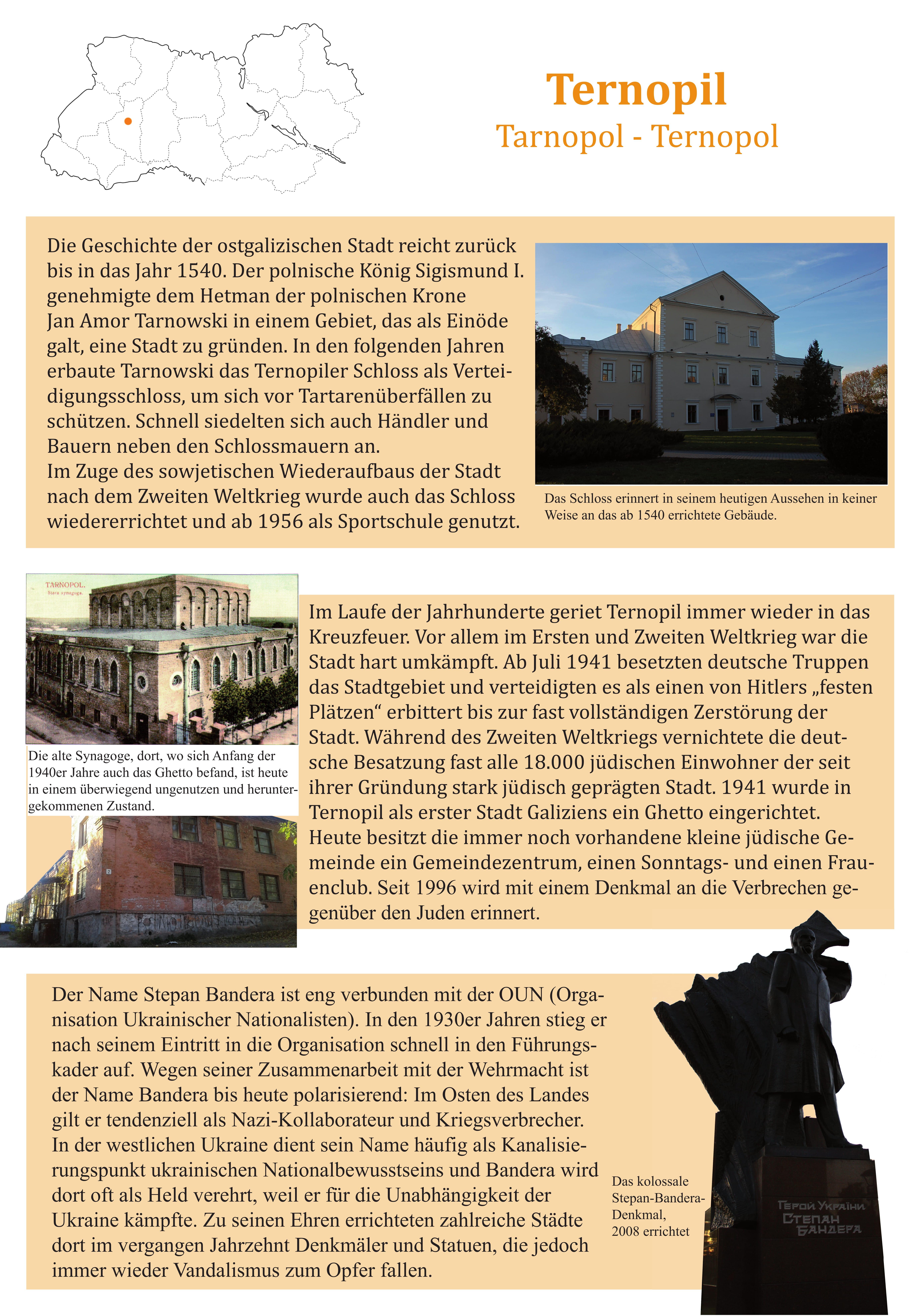 [Poster 12 und 13] Ternopil-1